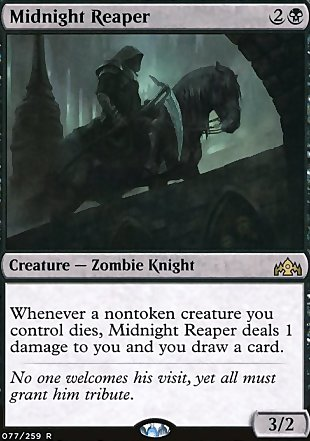 image of card Midnight Reaper