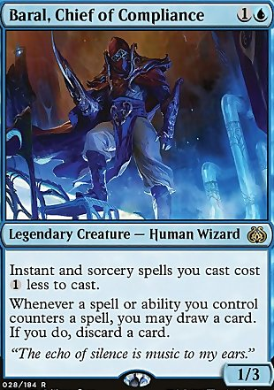 image of card Baral, Chief of Compliance