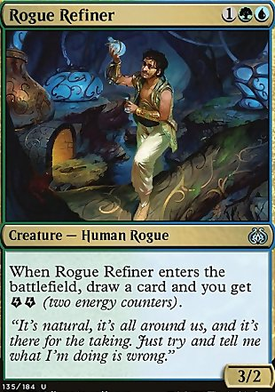 image of card Rogue Refiner