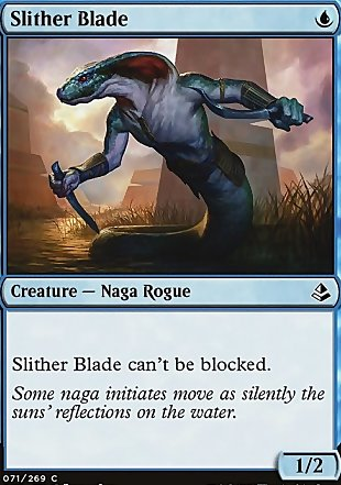 image of card Slither Blade