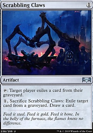image of card Scrabbling Claws