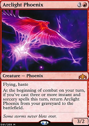 image of card Arclight Phoenix
