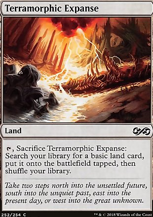 image of card Terramorphic Expanse