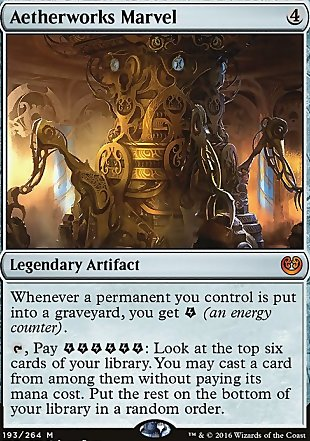 image of card Aetherworks Marvel