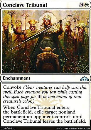 image of card Conclave Tribunal