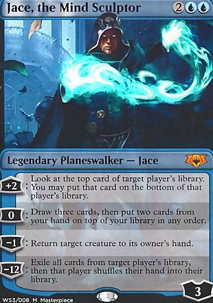 image of card Jace, the Mind Sculptor