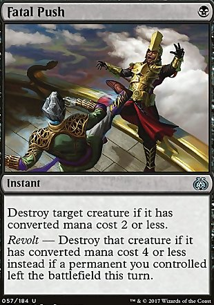 image of card Fatal Push