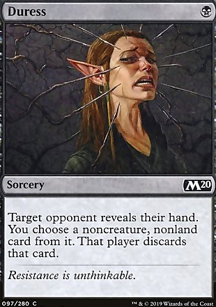 image of card Duress