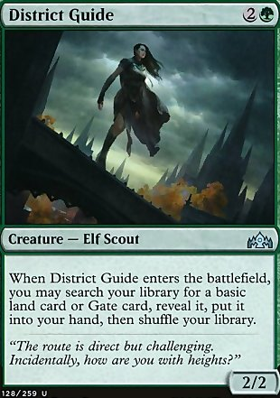 image of card District Guide