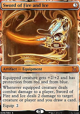 image of card Sword of Fire and Ice