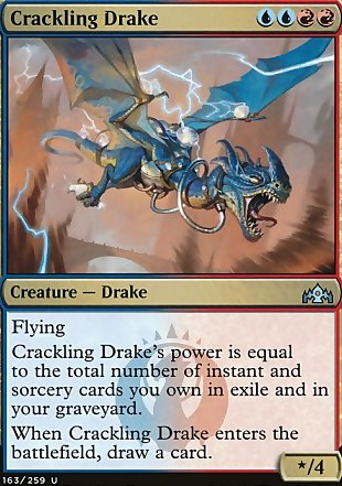 image of card Crackling Drake