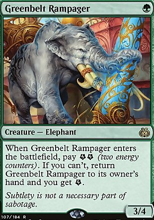 image of card Greenbelt Rampager