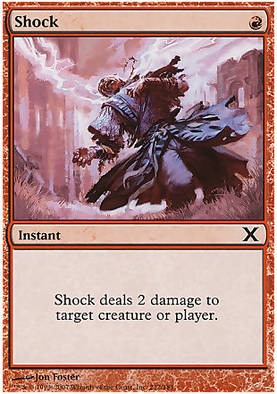 image of card Shock