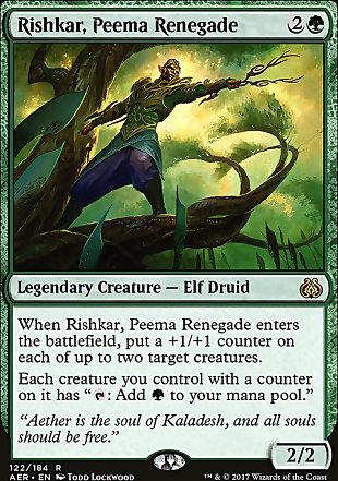 image of card Rishkar, Peema Renegade