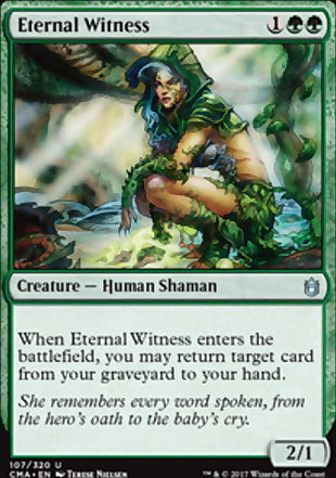 image of card Eternal Witness