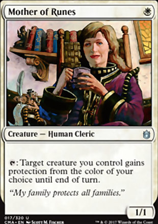 image of card Mother of Runes