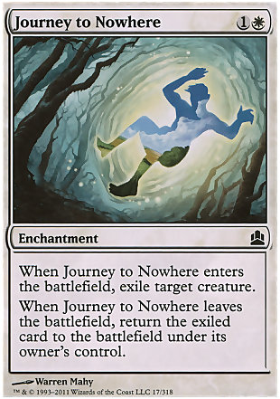 image of card Journey to Nowhere