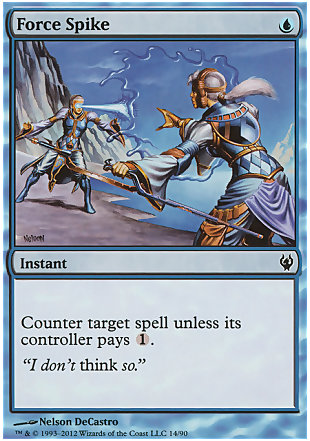 image of card Force Spike