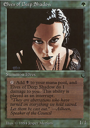image of card Elves of Deep Shadow