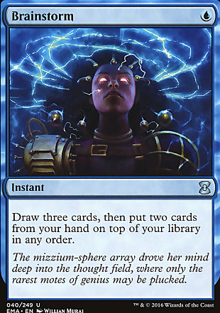 image of card Brainstorm
