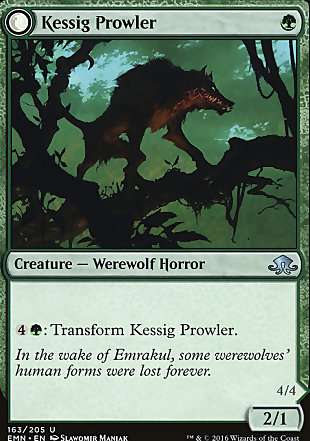 image of card Kessig Prowler