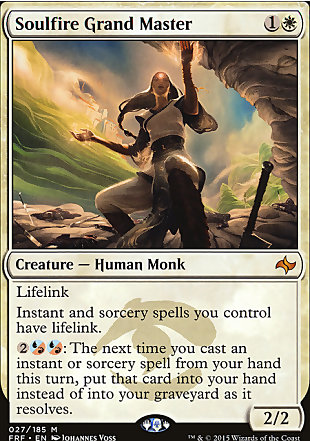 image of card Soulfire Grand Master
