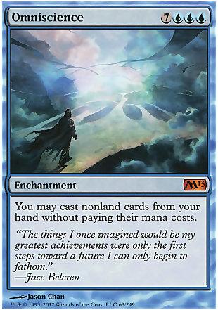 image of card Omniscience