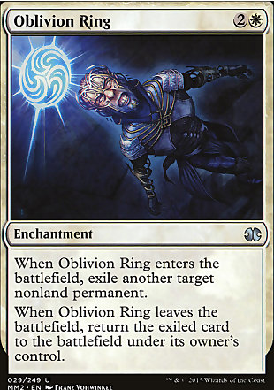 image of card Oblivion Ring