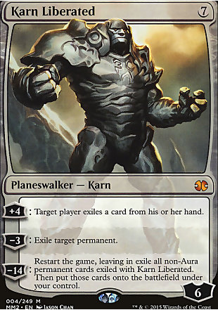 image of card Karn Liberated