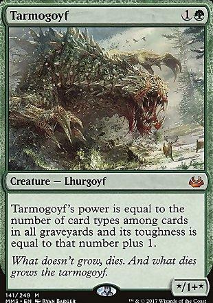 image of card Tarmogoyf