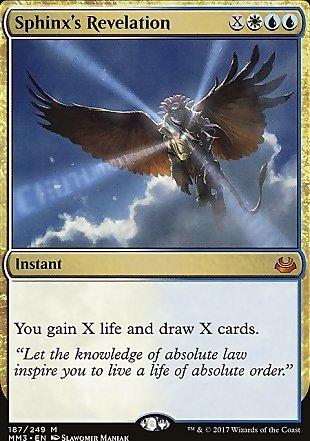 image of card Sphinx's Revelation