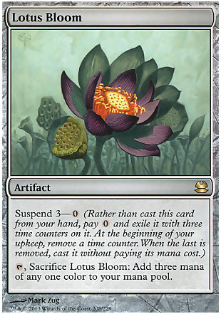 image of card Lotus Bloom