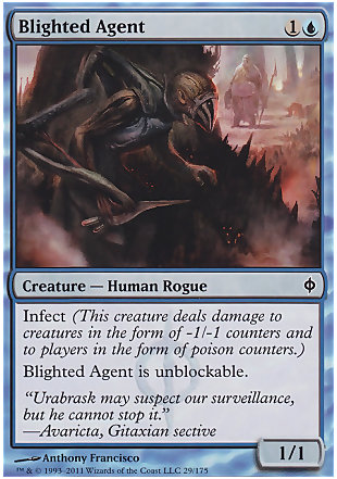image of card Blighted Agent
