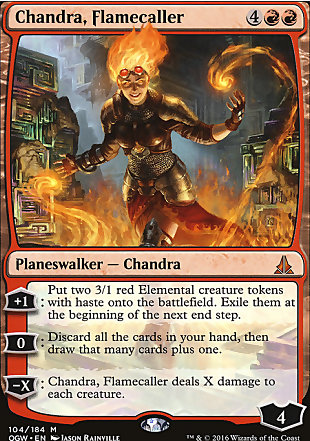 image of card Chandra, Flamecaller