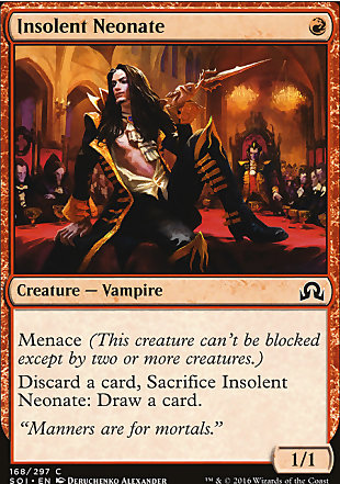 image of card Insolent Neonate