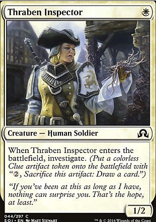 image of card Thraben Inspector