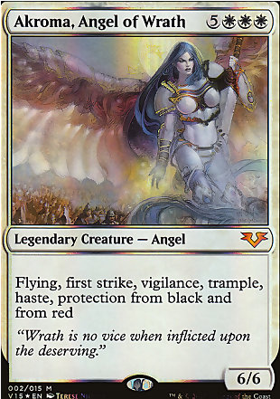 image of card Akroma, Angel of Wrath