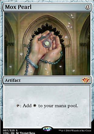 image of card Mox Pearl