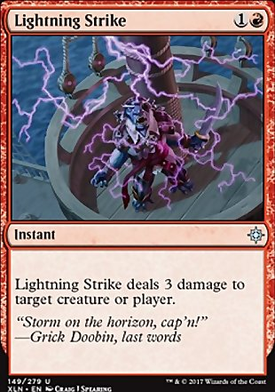 image of card Lightning Strike
