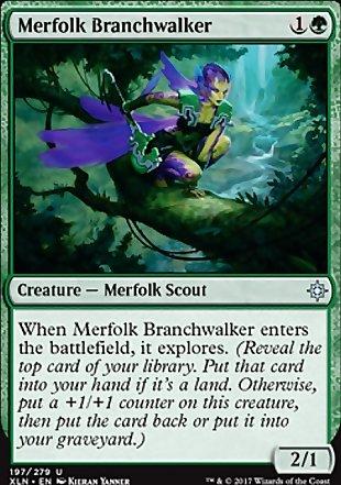 image of card Merfolk Branchwalker