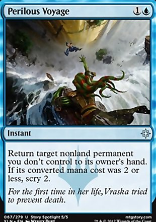 image of card Perilous Voyage
